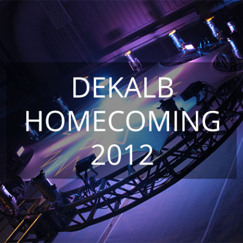 DeKalb High School Homecoming 2012