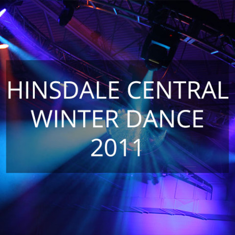 Hinsdale Central High School Winter Dance 2011