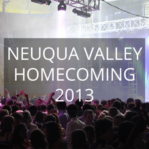 Neuqua Valley High School Homecoming 2013