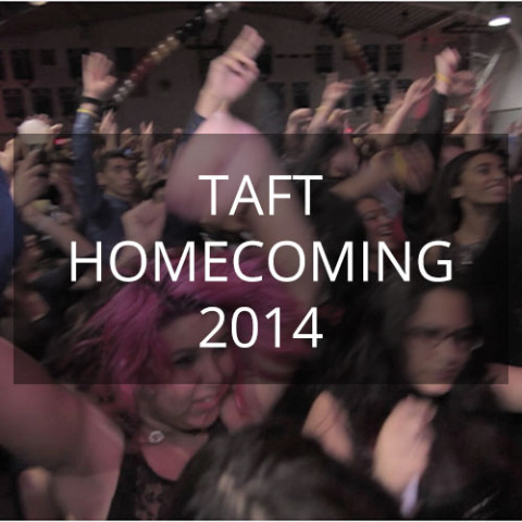 Taft High School Homecoming 2014 Video - Quick Look