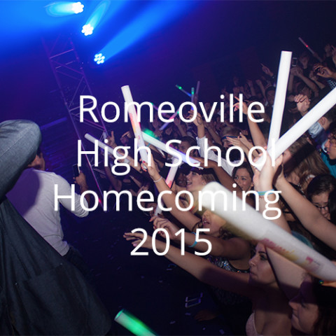 Romeoville High School Homecoming 2015