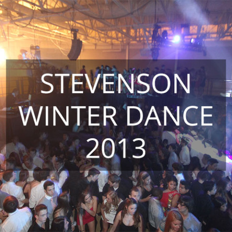 Stevenson High School Winter Dance 2013